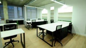 espacio coworking en Madrid sala d