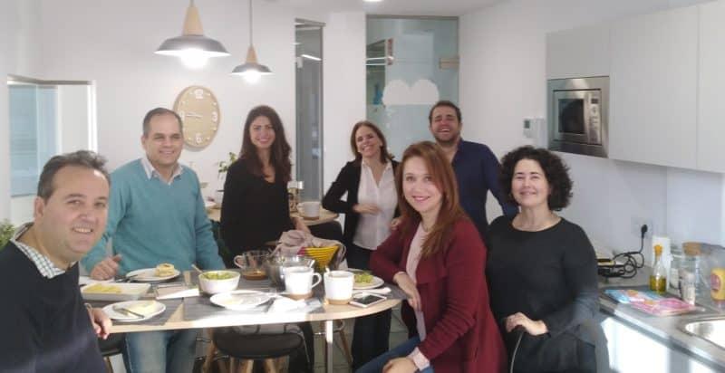 espacio coworking Cocina activa
